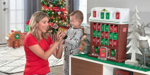 Step2 My First Advent Calendar Just $39.99 Shipped | Fun Way to Countdown to Christmas