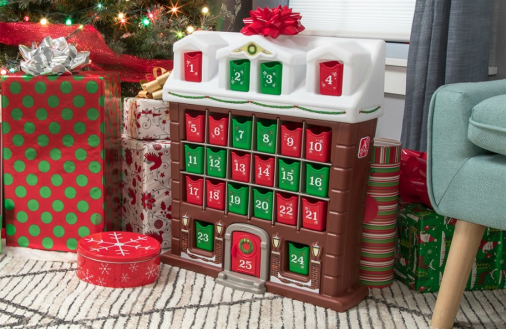 step2 my first advent calendar just shipped fun. Black Bedroom Furniture Sets. Home Design Ideas