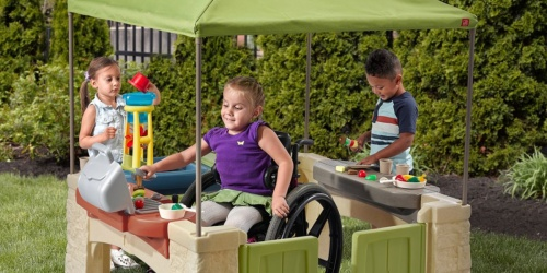 Step2 Playtime Patio w/ Canopy Playhouse Just $119.99 Shipped (Regularly $200)