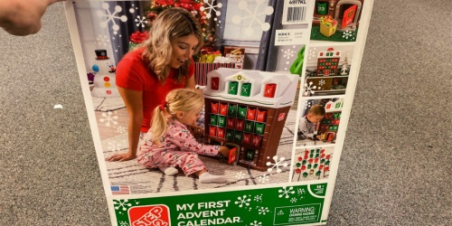 Step2 My First Advent Calendar Only $24.99 on Kohls.com (Regularly $50)