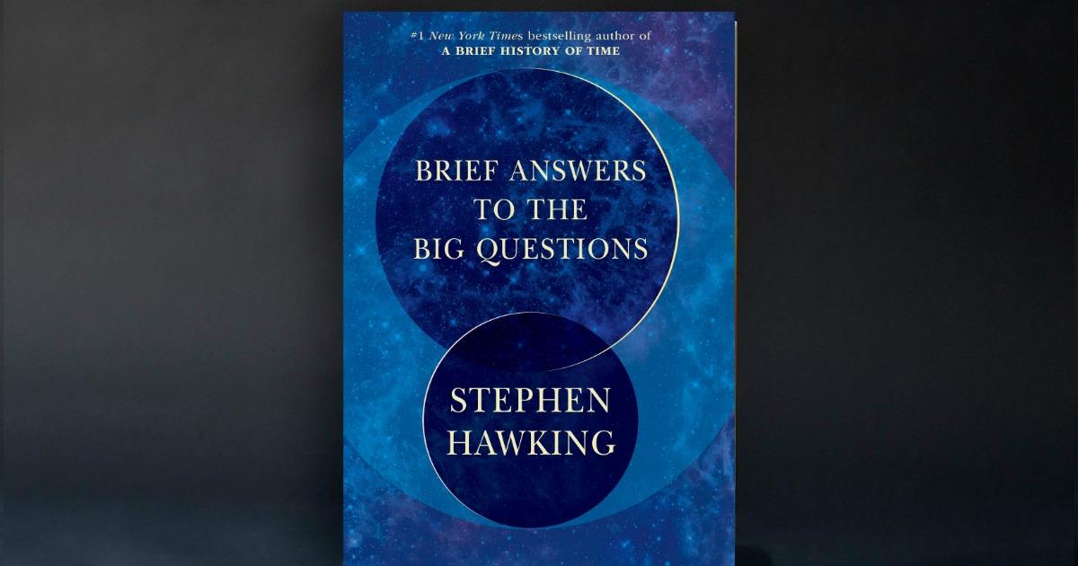 Stephen Hawking Brief Answers Book-2