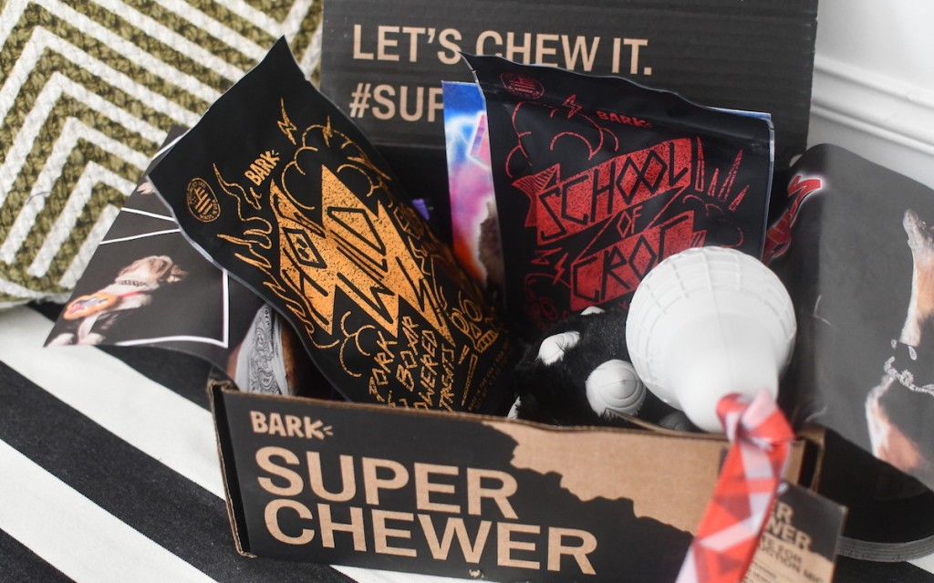 Super Chewer Chewy Subscription box