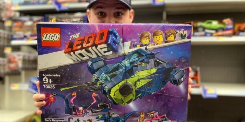 50% Off LEGO Building Sets | Harry Potter, The LEGO Movie 2 & More