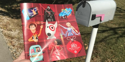 Check Your Mailbox for Target's 2019 Holiday Toy Catalog | Filled w/ Tons of Free Offers