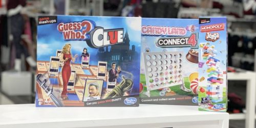 Buy 2, Get 1 Free Board Games, Books, & More at Target | Including Target Exclusive Mashups