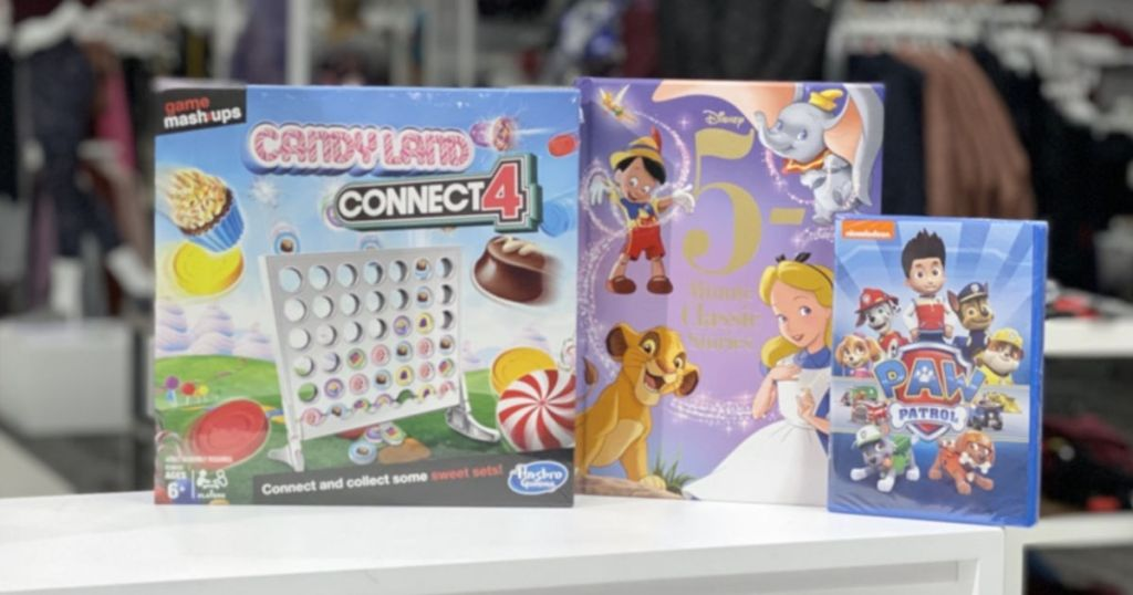 Candyland Connect 4, Paw Patrol
