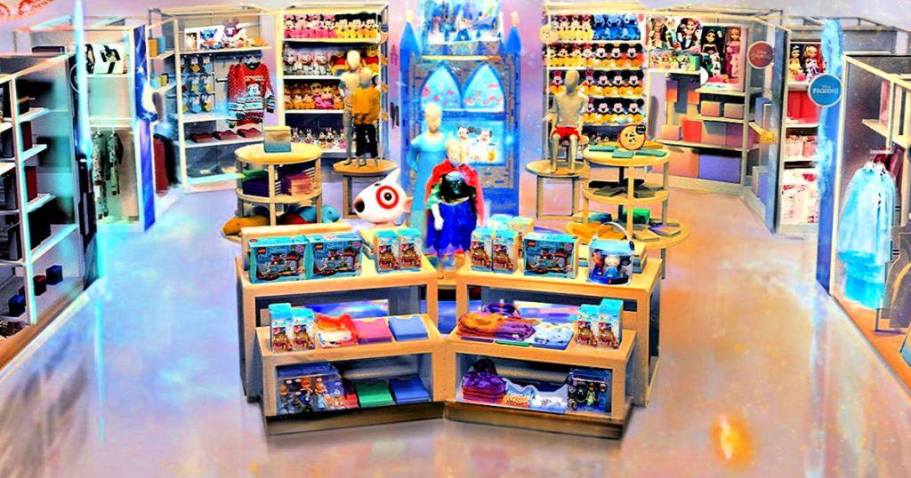 Target Disney Stores