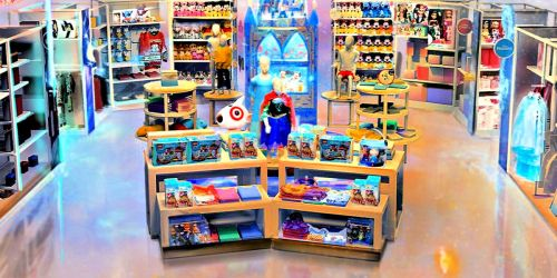 Disney Store Now Open at Target | Shop Online AND in Select Stores