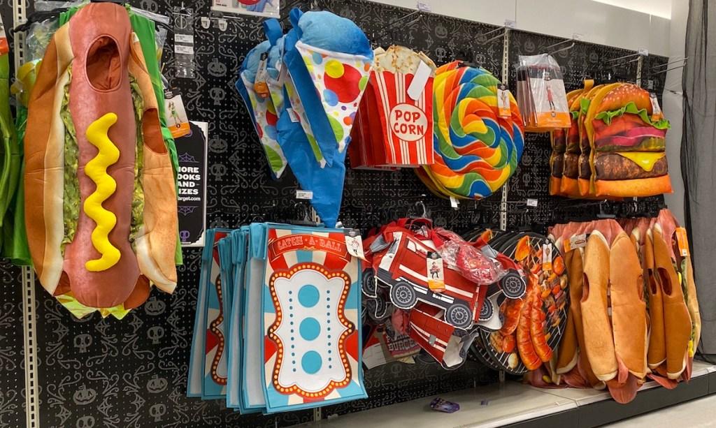 Target Food Halloween Costumes