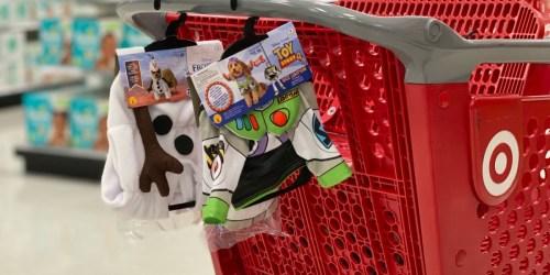 30% Off Pet Costumes at Target | Disney, Super Heroes, & More