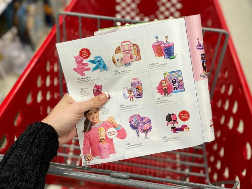 Target Toy Book at Target