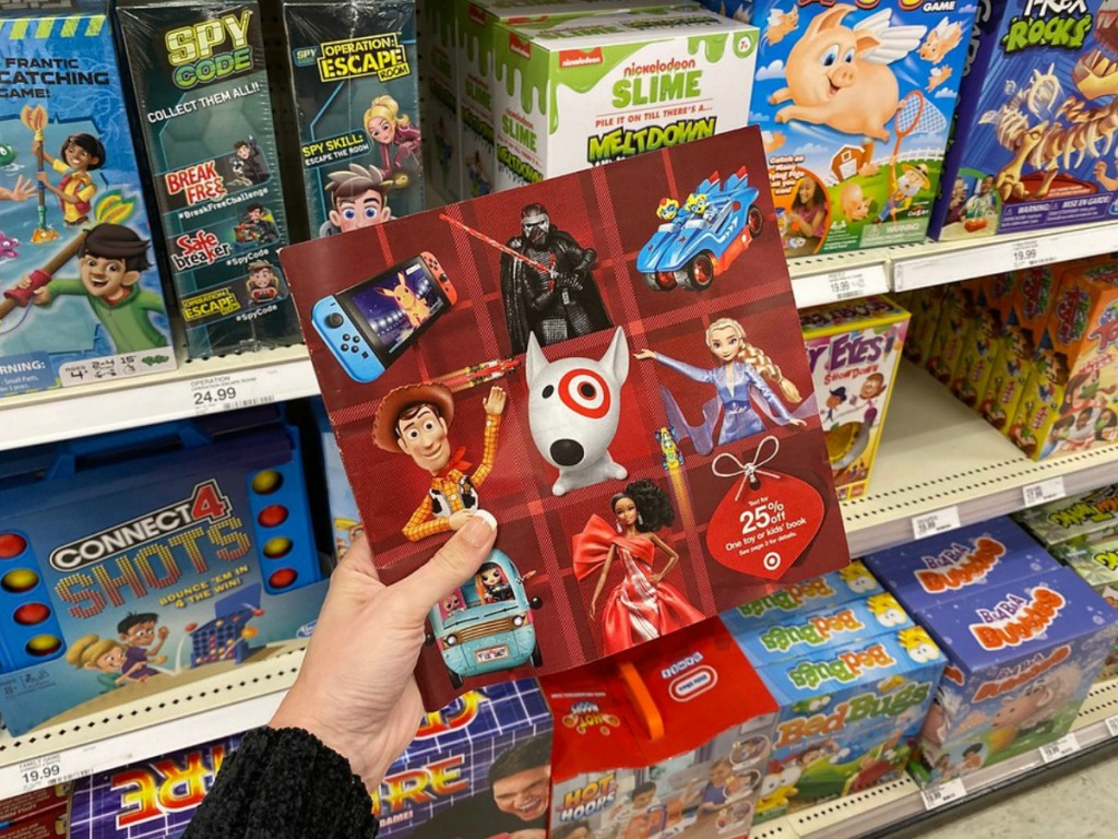 Target Toy Book 1