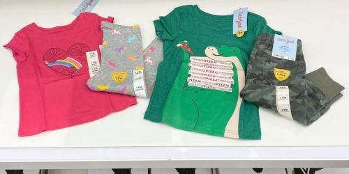 $10 Off $40 Baby, Toddler, & Kids Clothing Purchase at Target.com