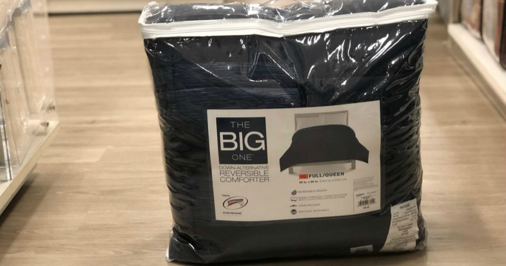 The Big One Reversible Comforters