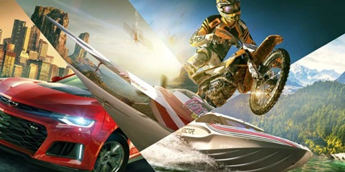 The Crew 2 Steelbook Gold Edition Game Only $29.99 Shipped (Regularly $110)