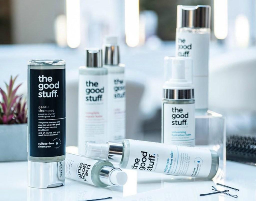 The Good Stuff hair care