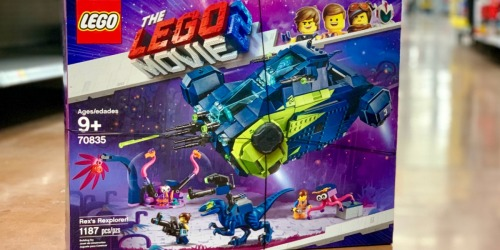 Up to 50% Off LEGO Sets | The LEGO Movie, Star Wars & More