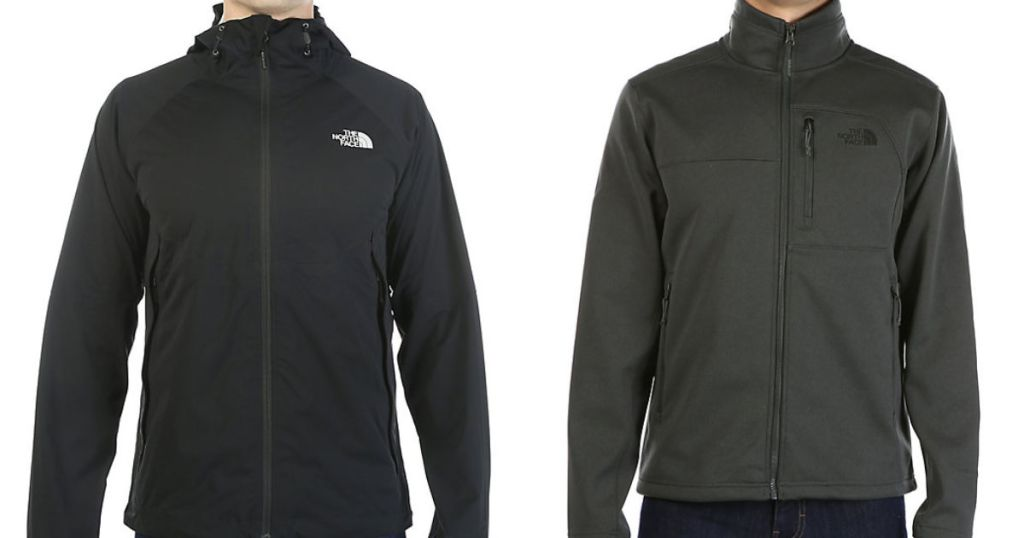 The North Face mens zip up