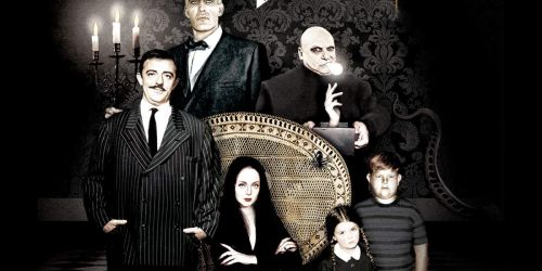 OWN The Addams Family Kooky Collection Complete Box Set Only $9.99 on VUDU (Regularly $127)
