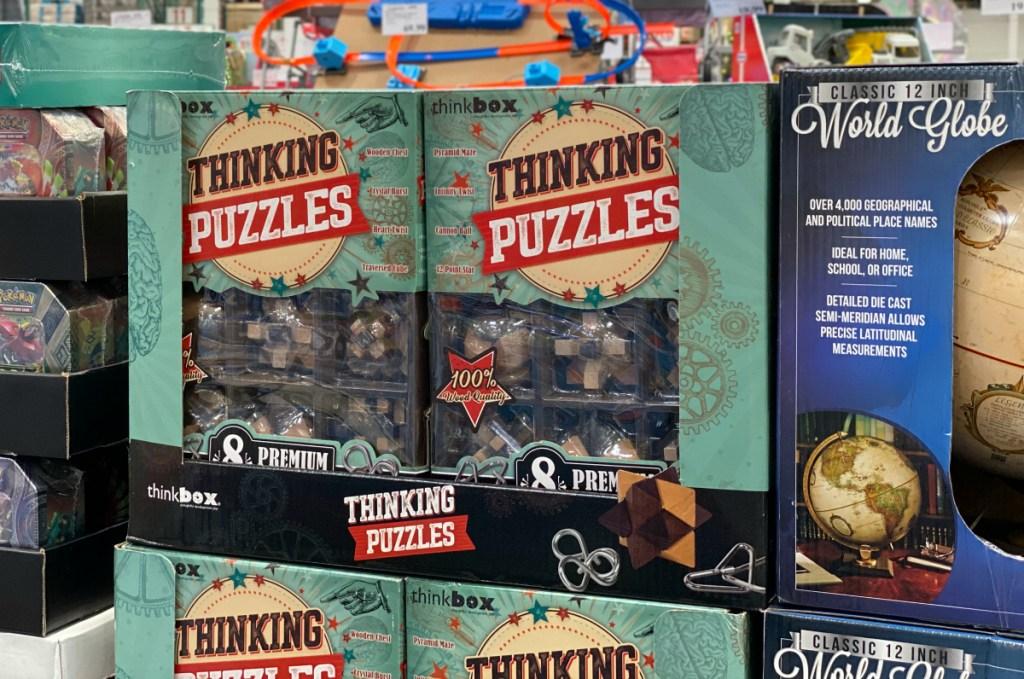 Thinking Puzzles Costco
