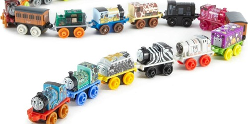 Thomas & Friends MINIS Train 3-Packs Only $2.99 at Walmart.com