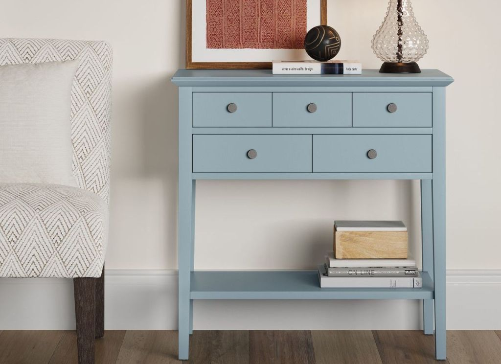 Threshold Console Table