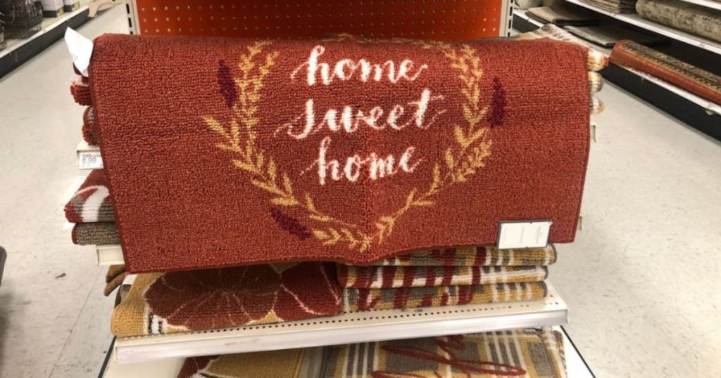 Threshold Harvest Home Sweet Home Rug