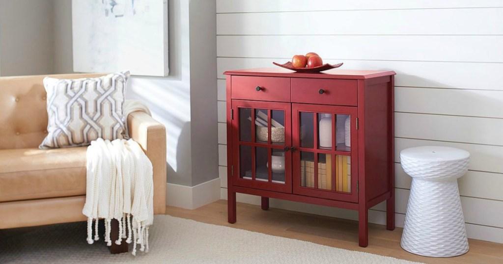 Threshold Windham Storage Cabinet with Drawer
