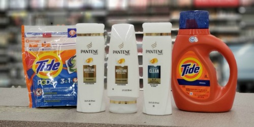 Over 60% Off Pantene & Tide After Walgreens Rewards | In-Store & Online