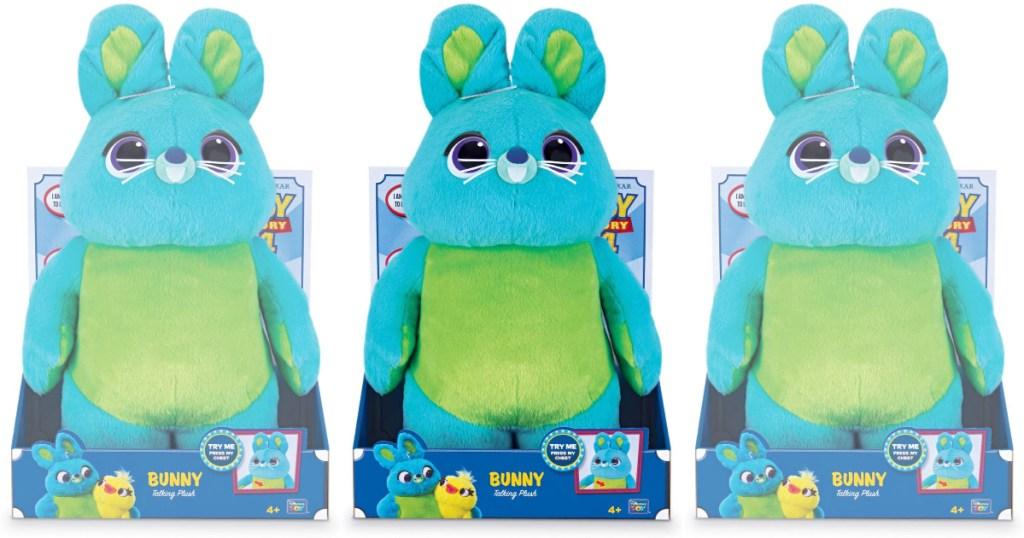 Toy Story Disney Pixar 4 Bunny Talking Plush
