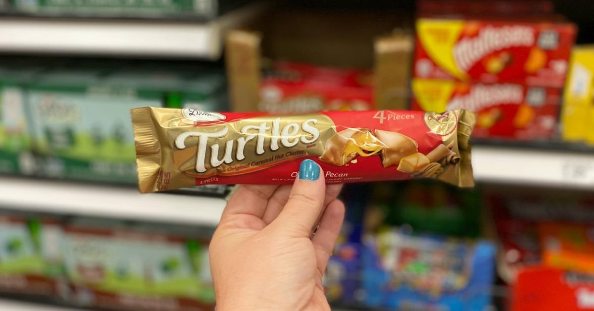 Turtles Candy Bar Target