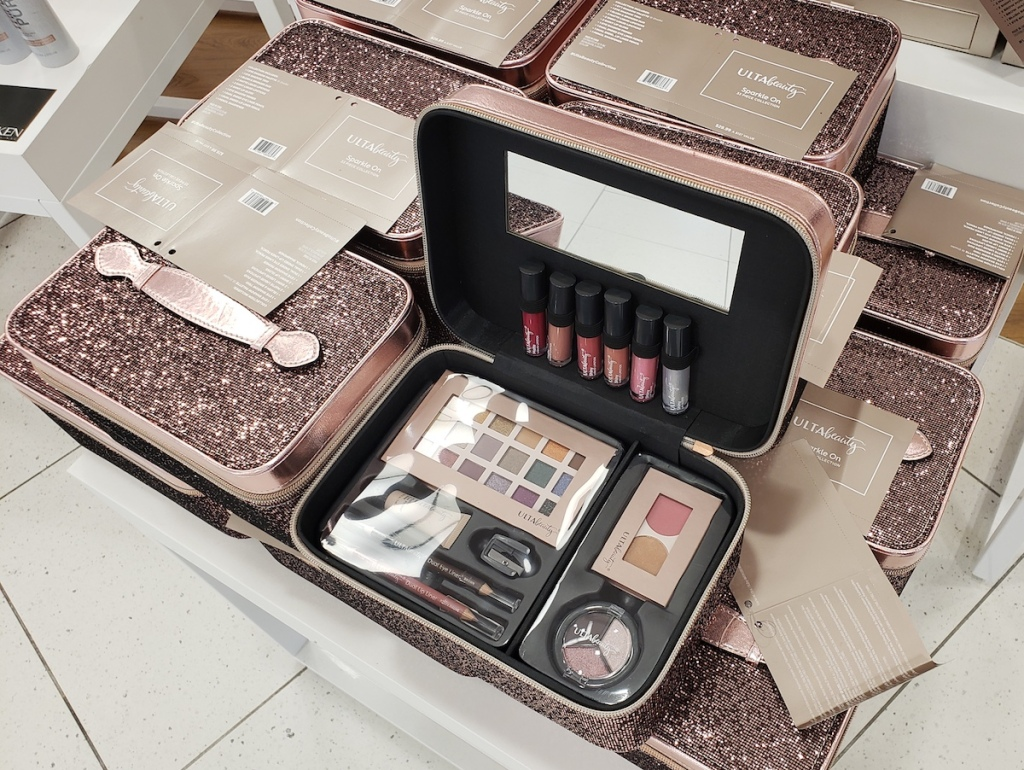 ULTA Sparkle On Makeup Collection