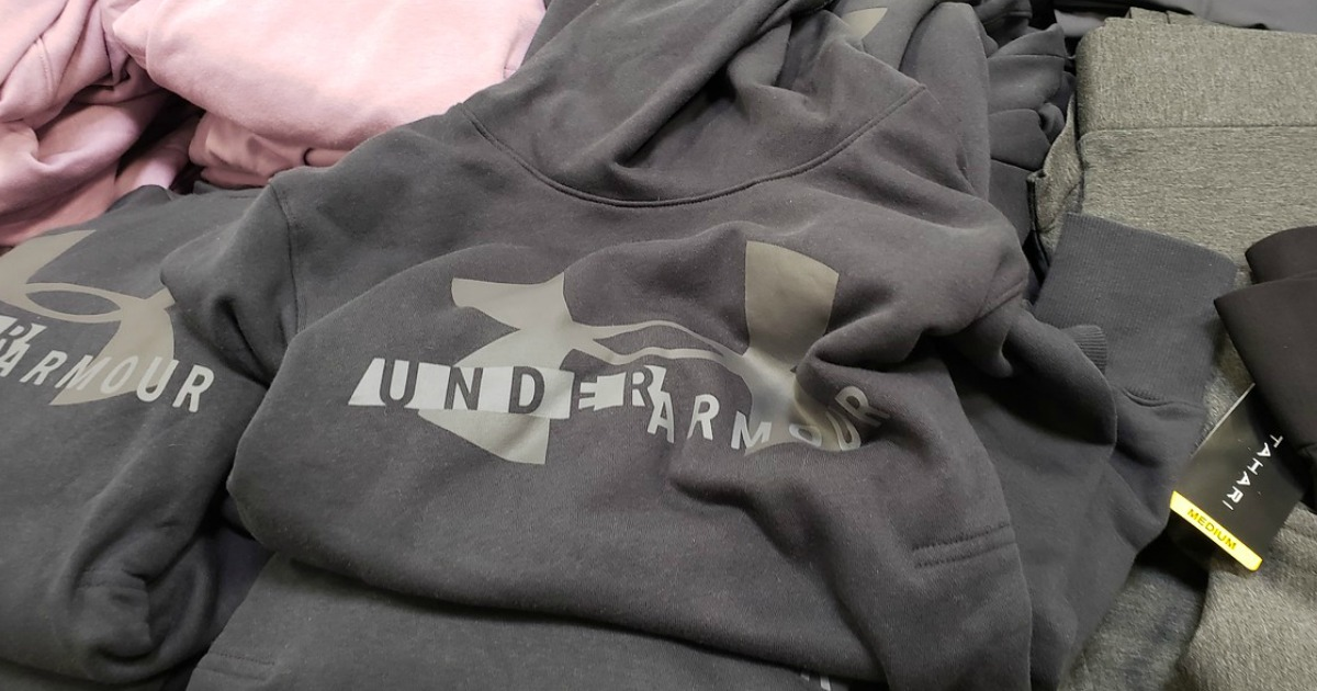 Under Armour Hoodies Zulily