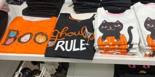Cat & Jack Kids T-Shirts & Jeans as Low as $6 Each at Target.com + More