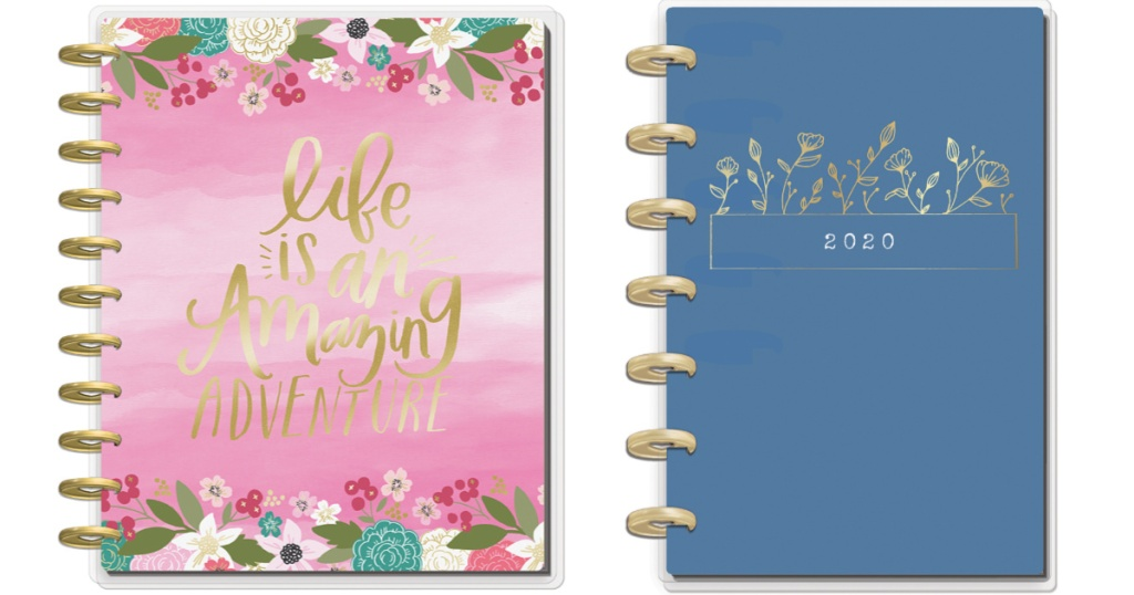 Happy Planners on Zulily