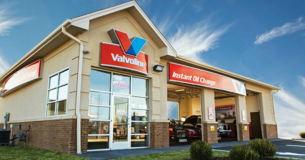 Valvoline Instant Oil Change locations