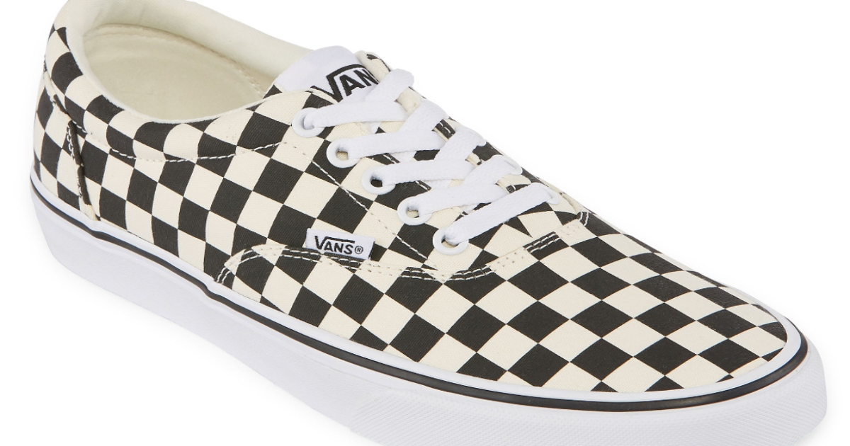 Vans Checkered Lace up shoe