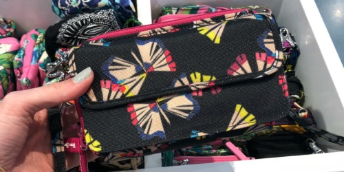 Vera Bradley Crossbody Bags or Totes Only $25.98 Shipped (Regularly up to $85)