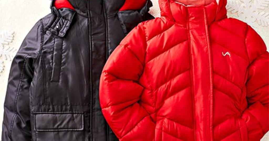 two kids vertical 9 coats
