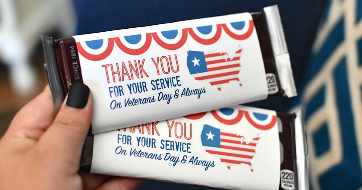 It is a graphic of Printable Veterans Day Cards intended for high resolution