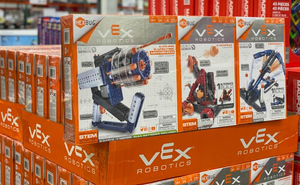 Vex Robotics Launchers 4-pack