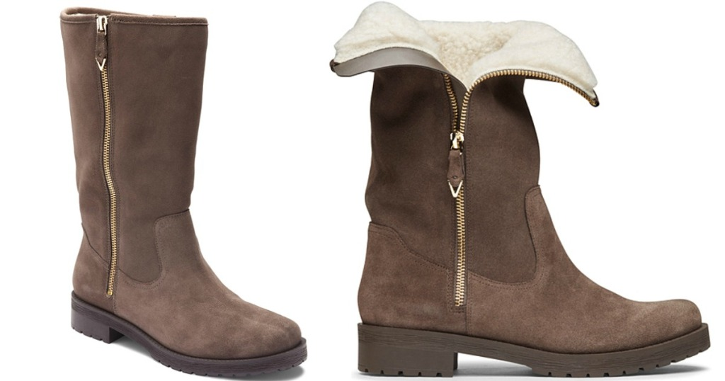Vionic Suede Boots