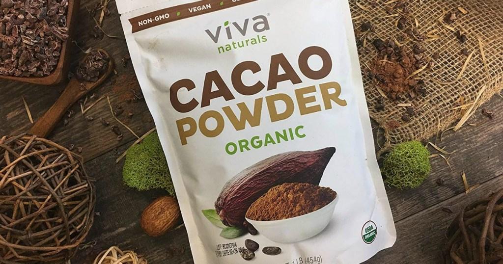 Viva Naturals Cacao Powder