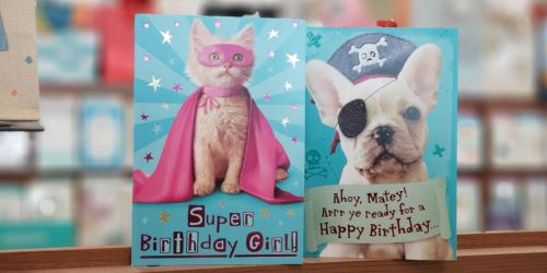 Hallmark Cards Only 50¢ at Walgreens | Just Use Your Phone
