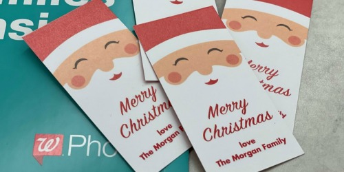 TEN Free Gift Tags + Free Store Pickup at Walgreens | Holiday Tags, Birthday & More