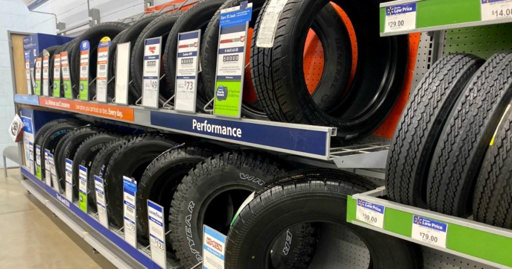 Walmart Tire Installation Price >> Douglas All Season Tires As Low As 37 Shipped At Walmart