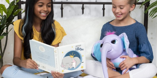 Wildluvs Juno My Baby Elephant Electronic Pet Just $77 Shipped (Regularly $85)
