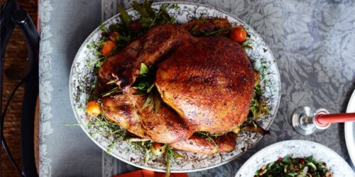 FREE Williams Sonoma Thanksgiving Turkey Cooking Class on November 3rd