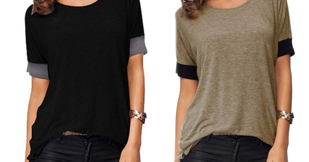Women's Loose-Fitting Tees