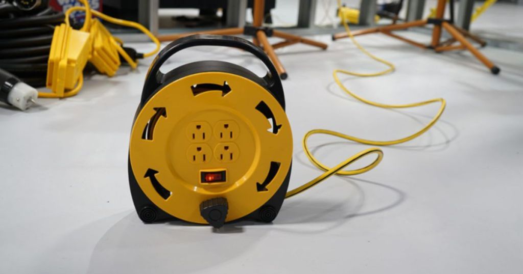 Woods Electrical Cord Reel